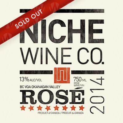 Niche Wine Company Rosé