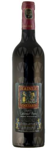 Hainle Vineyards Cabernet Franc
