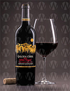 Quilceda Creek Vintners Quilceda Creek Galitzine Vineyard Cabernet Sauvignon