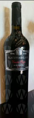 Blackwood Lane Vineyards & Winery Vicuna Roja