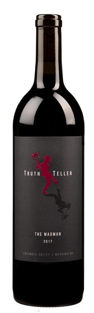 TruthTeller Winery The Madman Bottle Preview