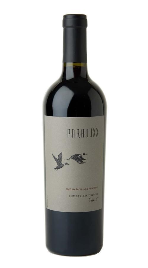 Napa Valley Red Wine Rector Creek Vineyard - Block 5 Bottle