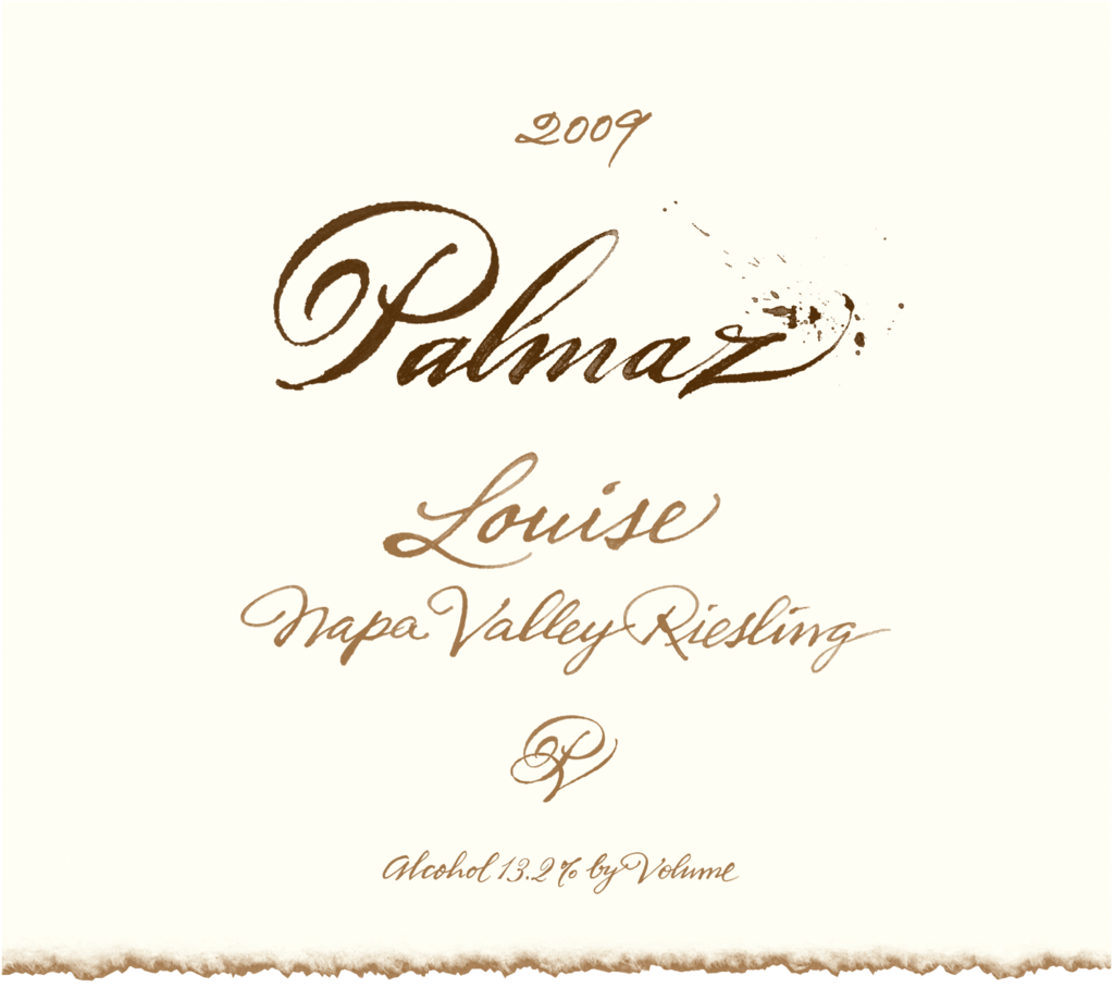 Louise Riesling Bottle