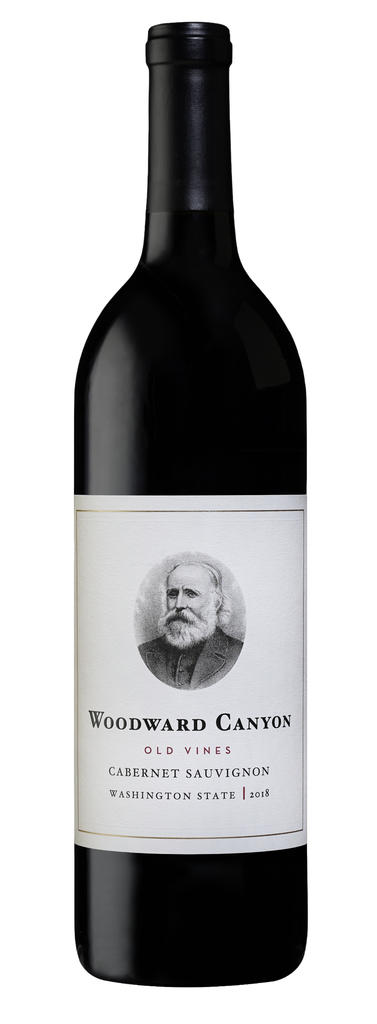 """Woodward Canyon Winery """"Old Vines"""" Cabernet Sauvignon Bottle Preview"""