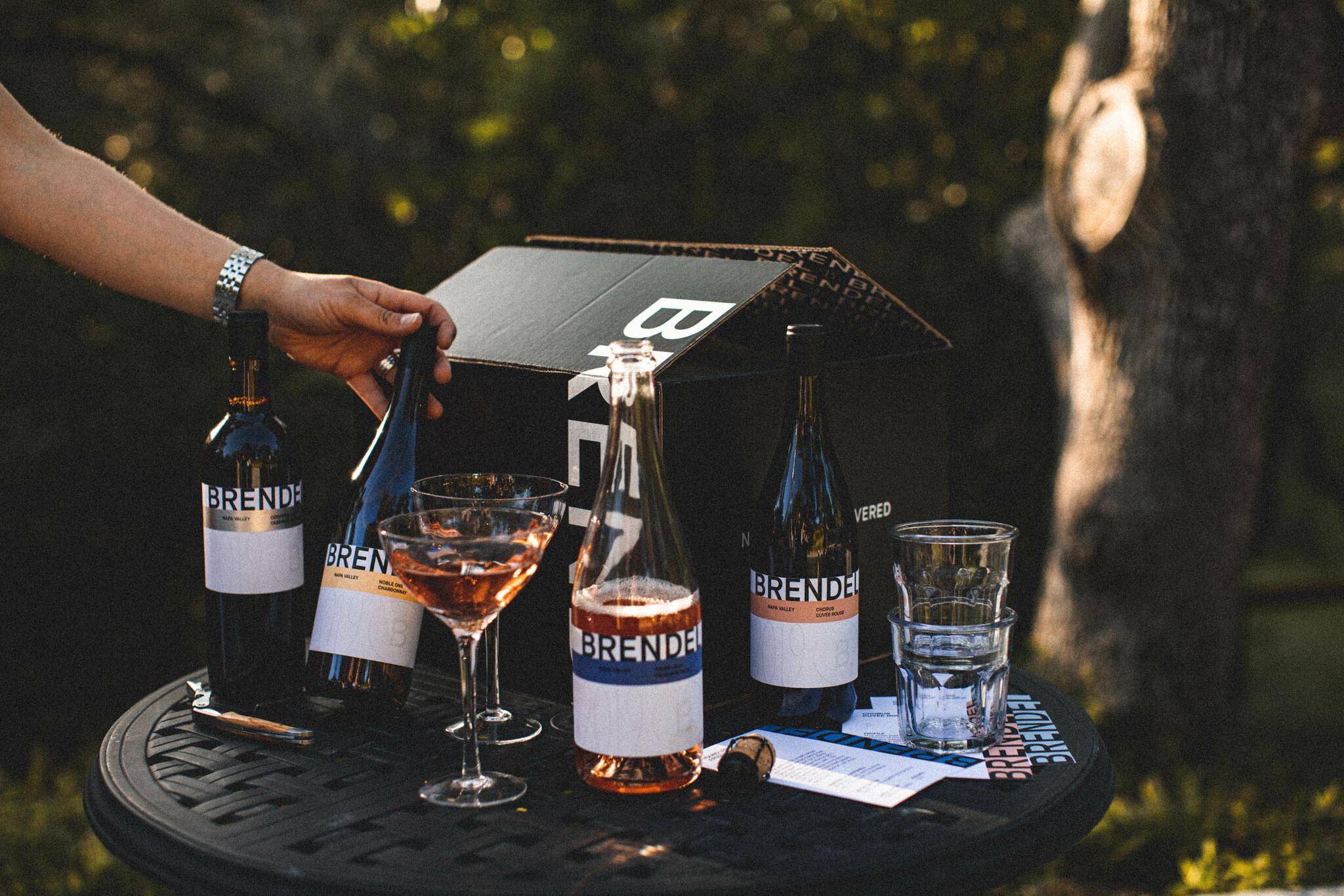 Brendel Wines Cover Image