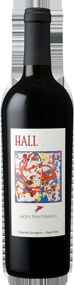 "HALL Napa Valley ""JACK'S MASTERPIECE"" CABERNET SAUVIGNON Bottle Preview"