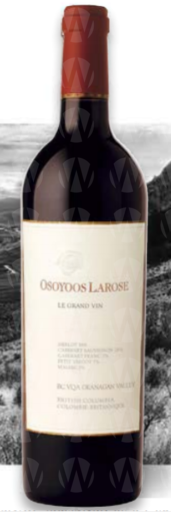 Osoyoos Larose Estate Winery Le Grand Vin