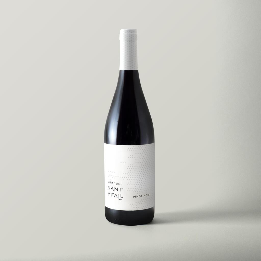 Viñas del Nant y Fall Pinot Noir Bottle Preview