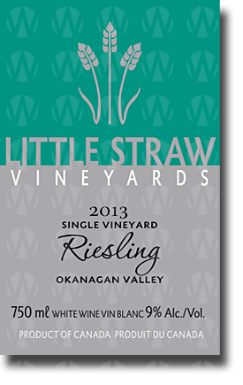 Little Straw Vineyards Riesling