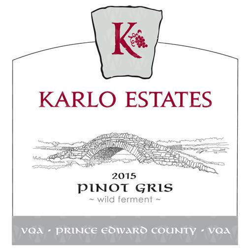 Karlo Estates Pinot Gris