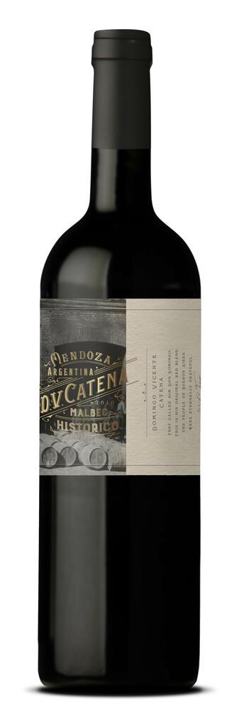DV Catena Malbec Historico Bottle