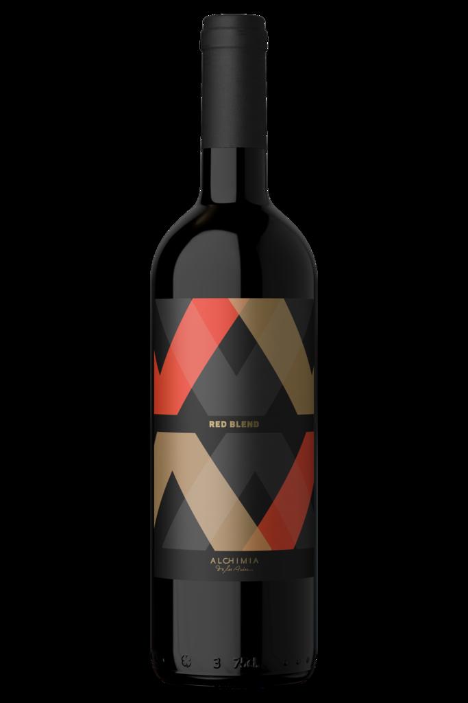 Alchimia Wines Modern Luxury Blend Bottle Preview