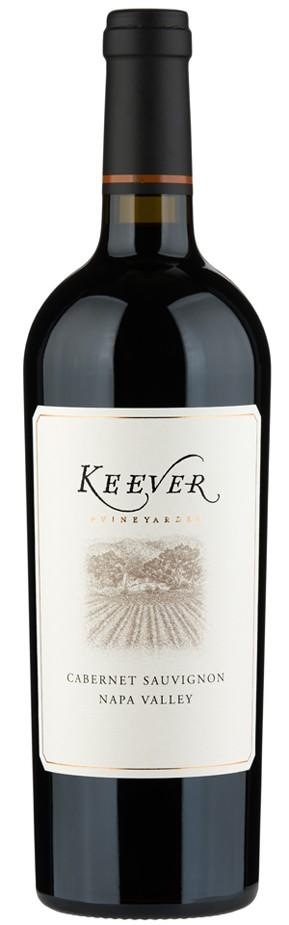 Keever Vineyards Cabernet Sauvignon Bottle Preview