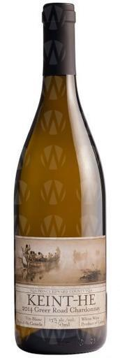 Keint-he Winery & Vineyards Greer Road Chardonnay