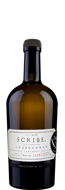 Scribe Winery Skin Fermented Chardonnay Bottle Preview