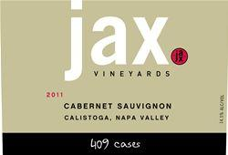 JAX Vineyards Logo