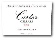 Carter Cellars Coliseum Block Cabernet Sauvignon Bottle Preview