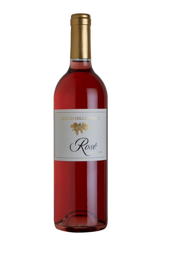 Grgich Hills Estate Rosé, Napa Valley Bottle Preview