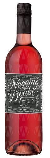 Nagging Doubt Winery Rose