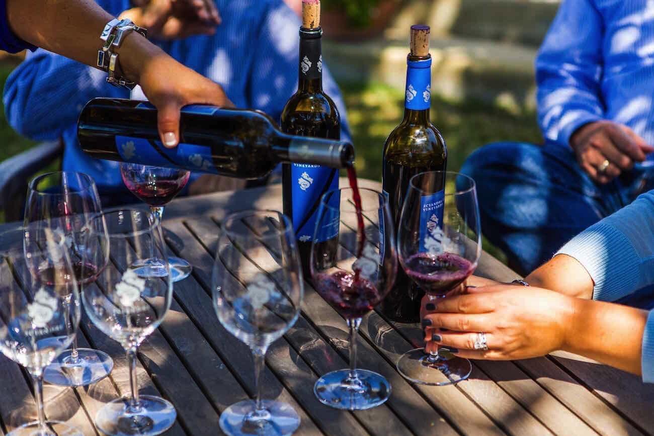 Sciandri Family Vineyards Cover Image