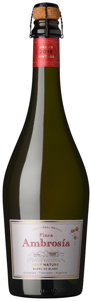 Finca Ambrosia Brut Nature Blanc de Blancs Bottle Preview