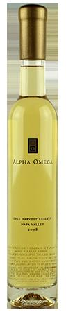 Alpha Omega Reserve Late Harvest Bottle Preview