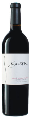 Saunter Wines Saunter Eagle Summit Vineyard Cabernet Sauvignon Bottle Preview
