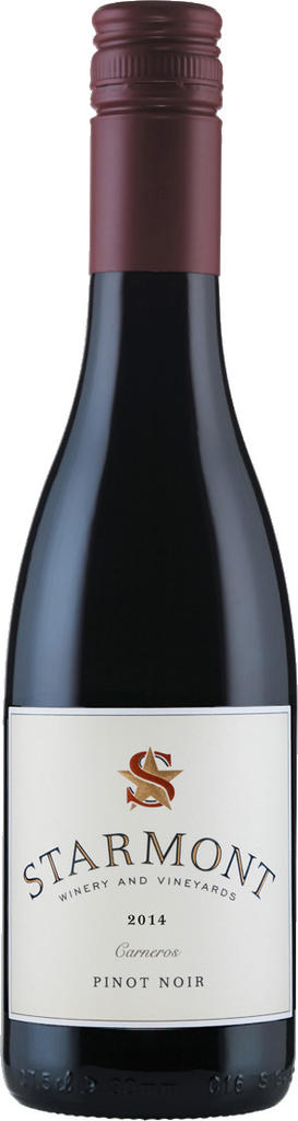 Starmont Winery & Vineyards Pinot Noir Bottle Preview