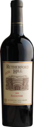 Rutherford Hill Winery Sangiovese Bottle Preview