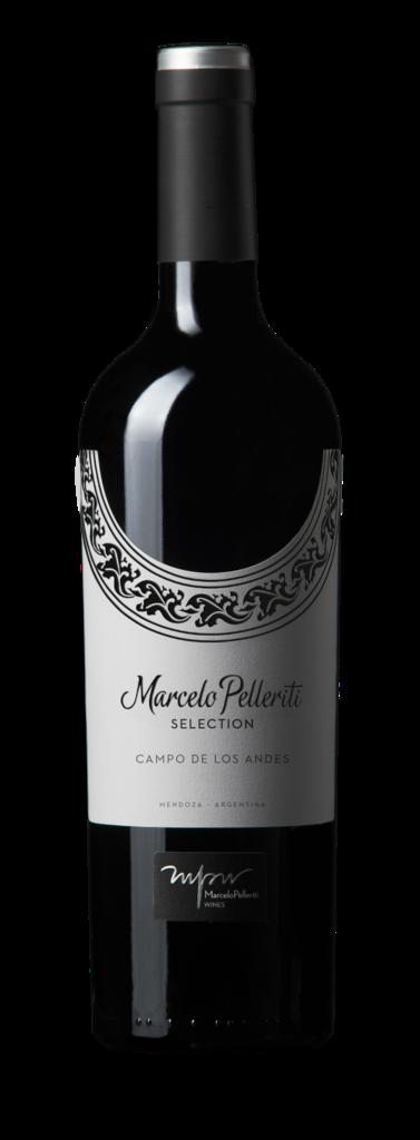 Marcelo Pelleriti Selection Campo Los Andes Blend Bottle