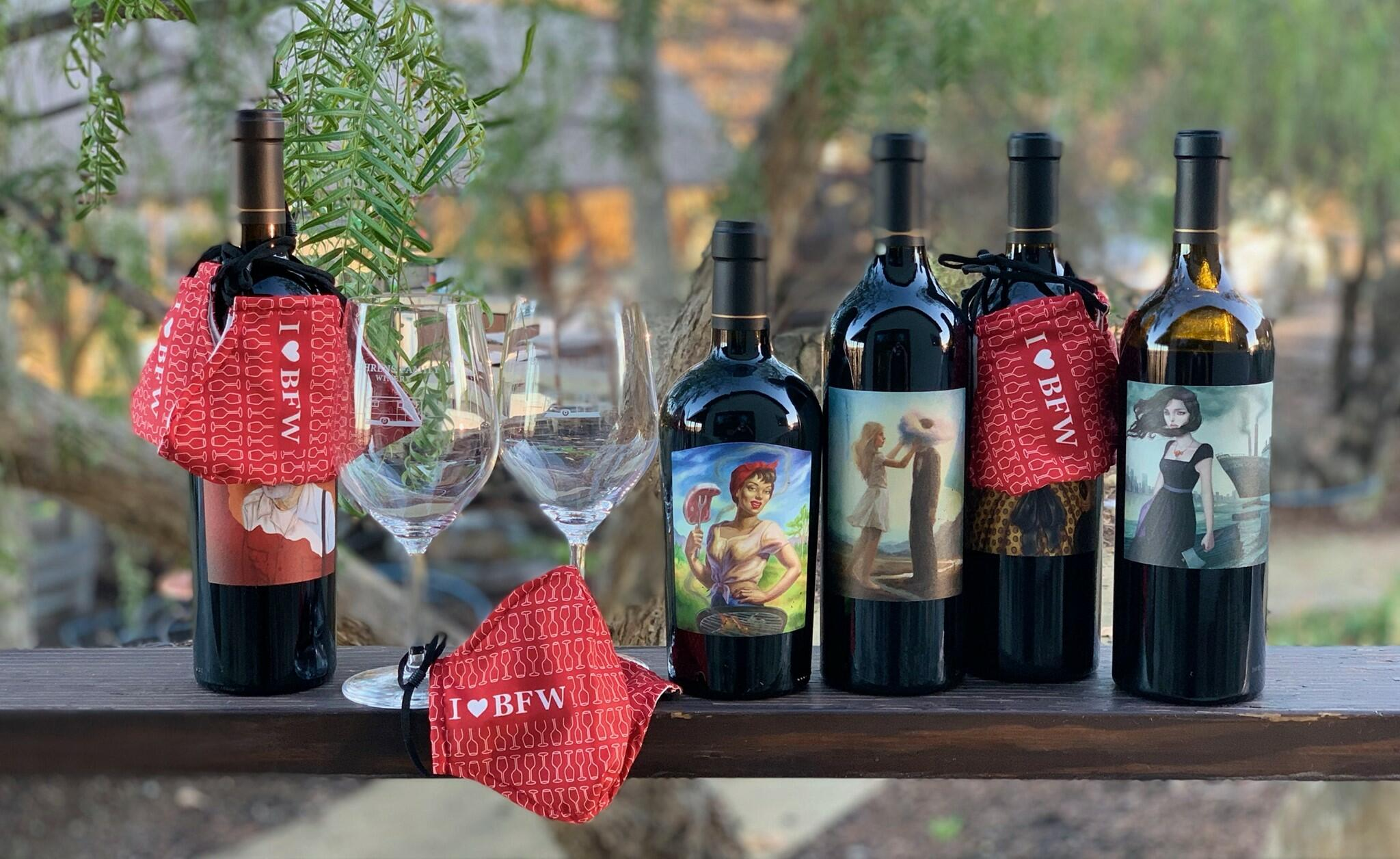 Behrens Family Winery Cover Image