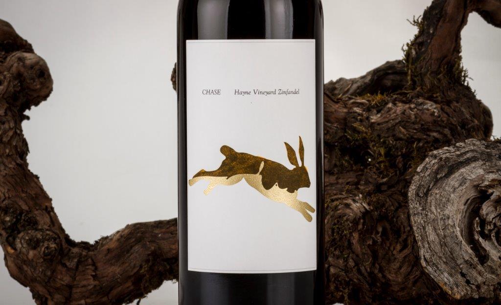 Chase Cellars CHASE Hayne Vineyard Zinfandel Bottle Preview