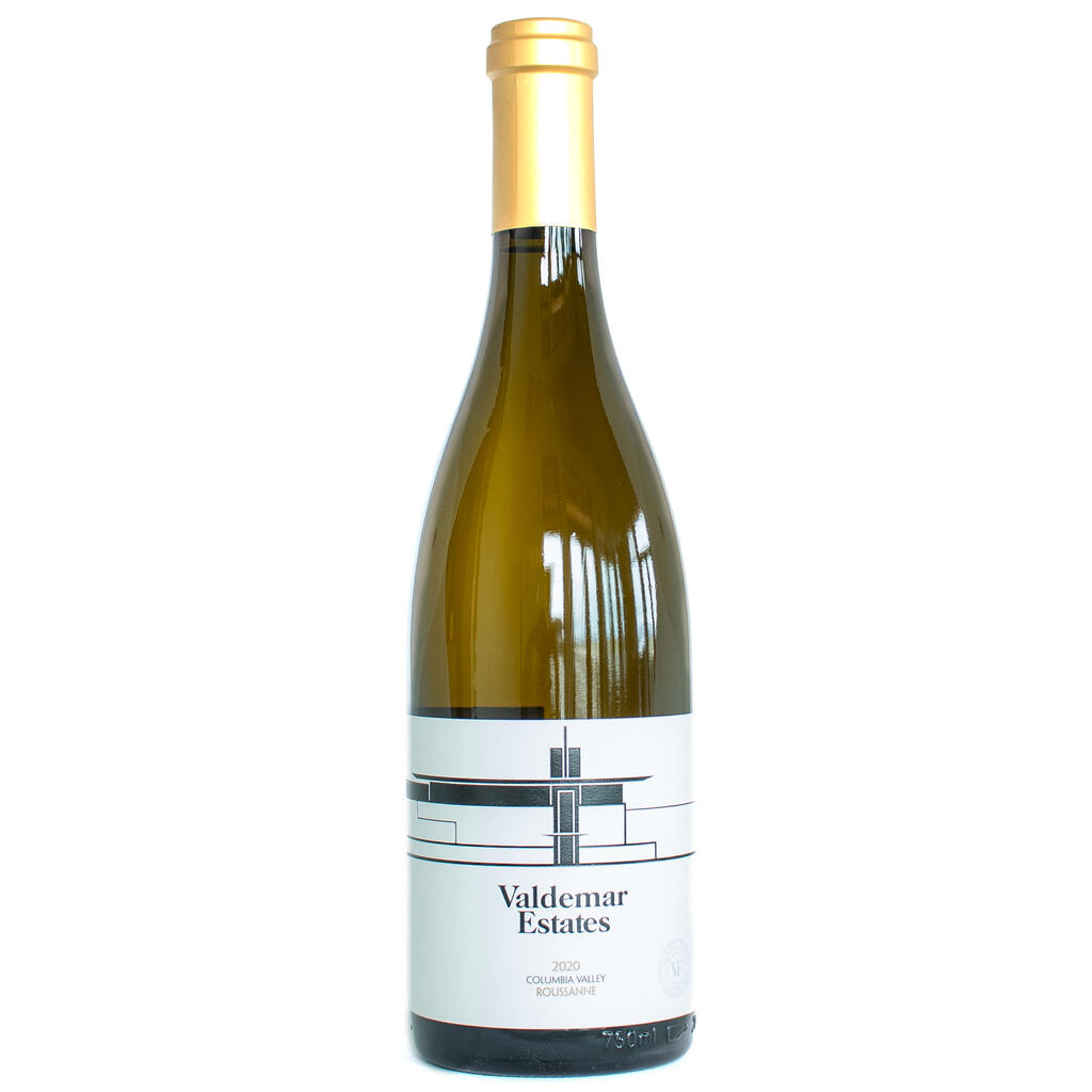 Valdemar Estates Roussanne Bottle Preview