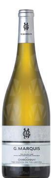 G. Marquis Vineyards Silver Line Chardonnay