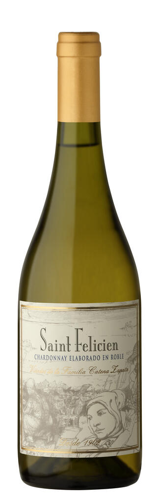 Bodega y Viñedos Catena Saint Felicien Chardonnay Barrel Fermented Bottle Preview