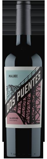 Dos Puentes Estate Malbec Bottle Preview