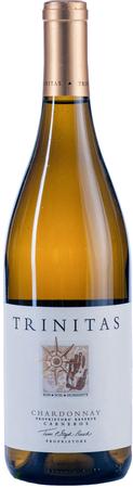 Trinitas Cellars Chardonnay Proprietors' Reserve Bottle Preview