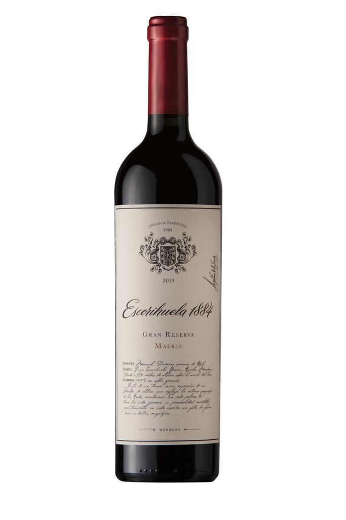Escorihuela Gascón Escorihuela 1884 Gran Reserva - Malbec Bottle Preview
