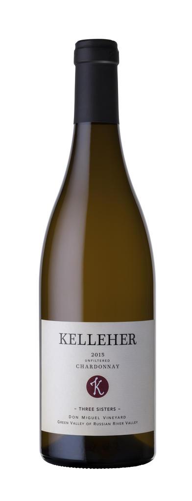 "Kelleher Family Vineyards ""Three Sister's"" Chardonnay Bottle Preview"