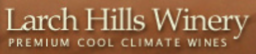 Larch Hills Vineyard and Winery Logo