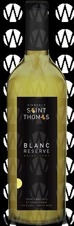 Vignoble Le Mernois Blanc Réserve Brise - Vent