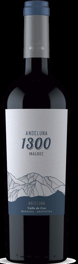 ANDELUNA 1300 Malbec Bottle Preview