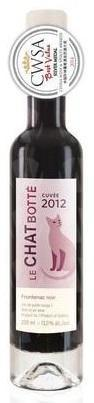 Vignoble Le Chat Botté Frontenac Noir Cuvée