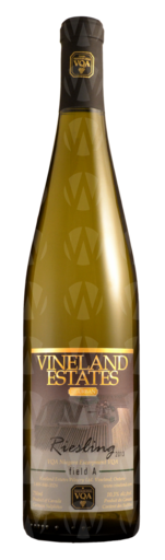 Vineland Estates FIELD A - Riesling