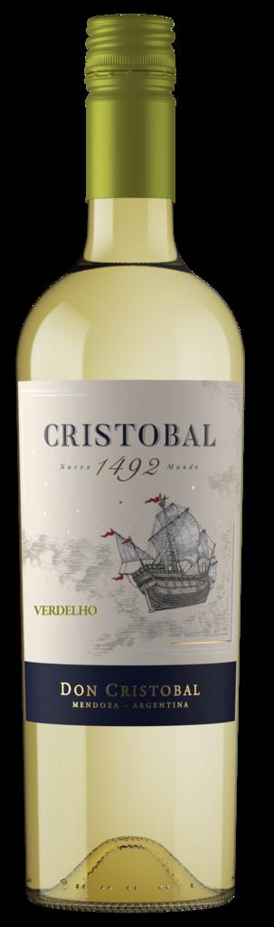 Bodega Don Cristobal Cristobal 1492 Verdelho Bottle Preview