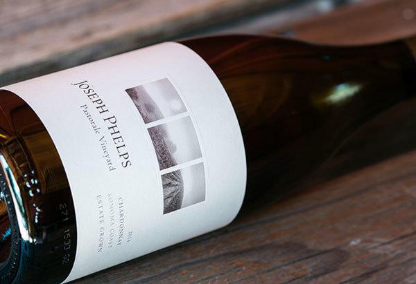 Chardonnay, Pastorale Vineyard Bottle