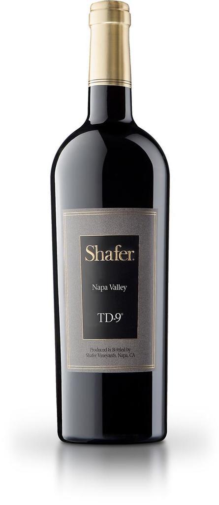 Shafer Vineyards TD-9 Bottle Preview