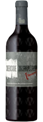 Creekside Estate Winery Reserve Cabernet Sauvignon Queenston Road Vineyard
