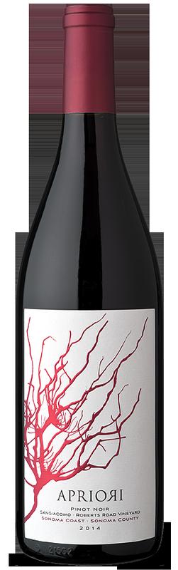 Apriori Cellar Apriori Pinot Noir - Sangiacomo Roberts Road Vineyard Bottle Preview