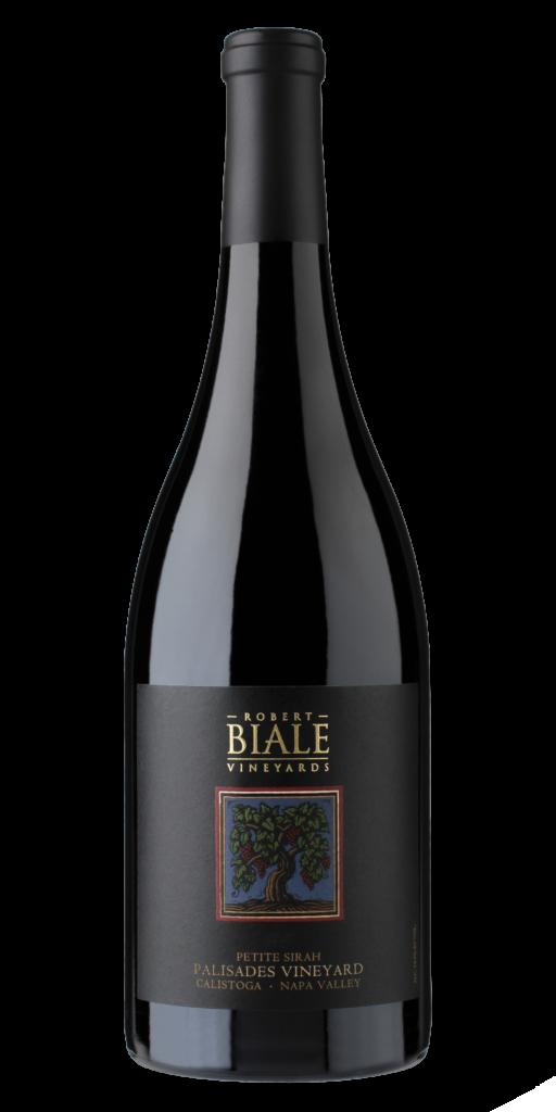 Robert Biale Vineyards Palisades Vineyard Petite Sirah Bottle Preview
